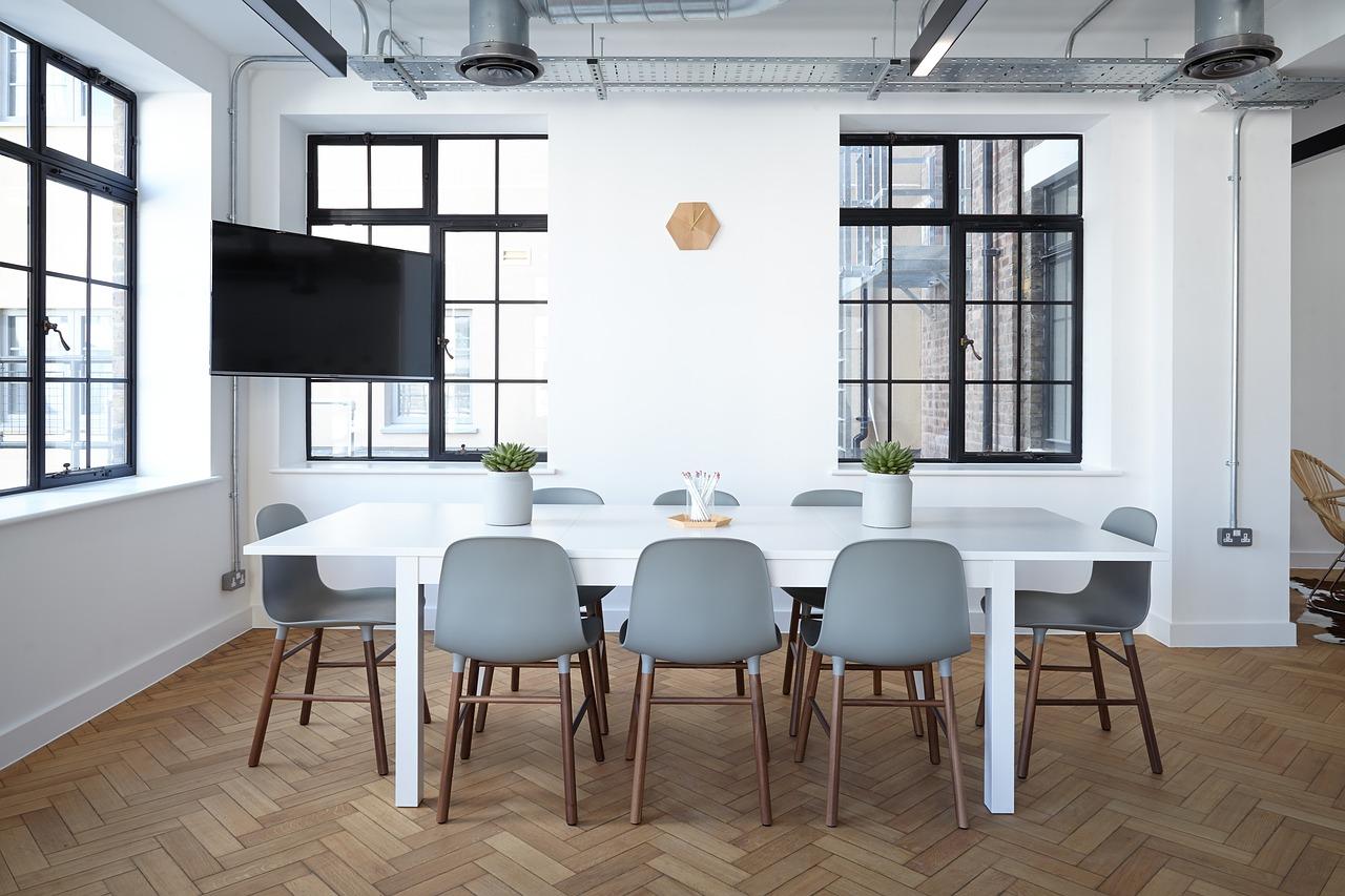 Komfortowe meble do biura