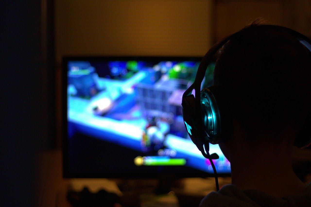 Serwis dla miłośników gier komputerowych